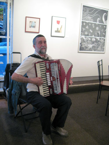 Accordionist