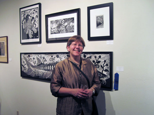 Artist and work