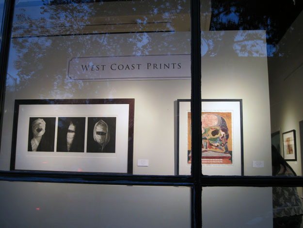 West Coast Prints at the Pacific Art League